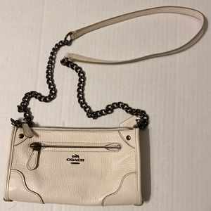 Coach Crossbody with Chain Strap